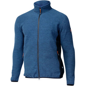 Ivanhoe of Sweden Valde Jas met Doorlopende Rits Heren, electric blue